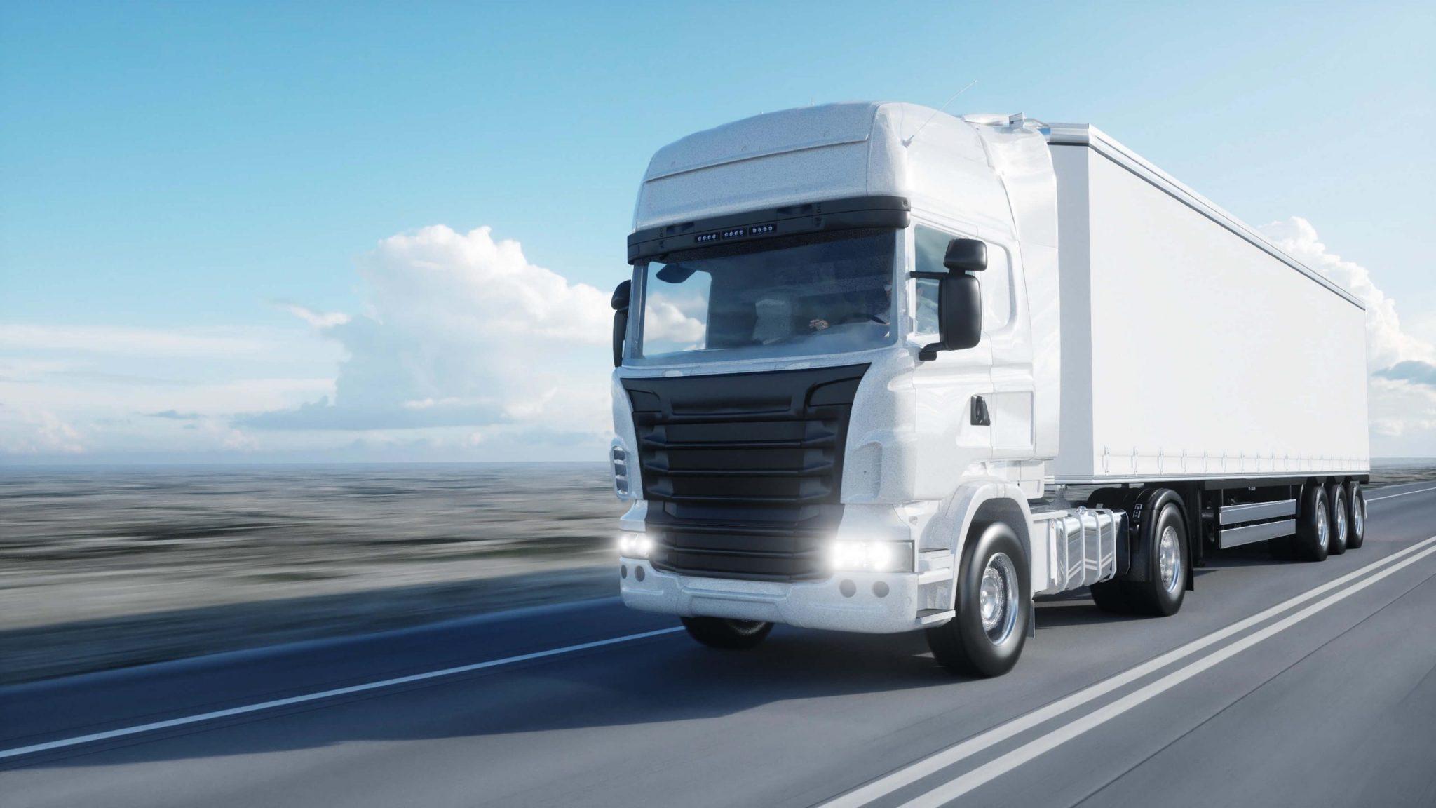 Fondo camion Think tank Movilidad