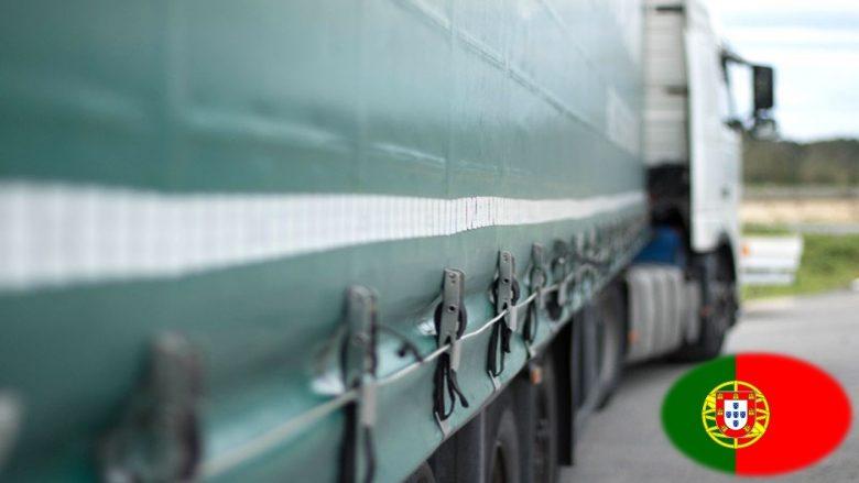 Portugal prohíbe la carga y descarga de los conductores