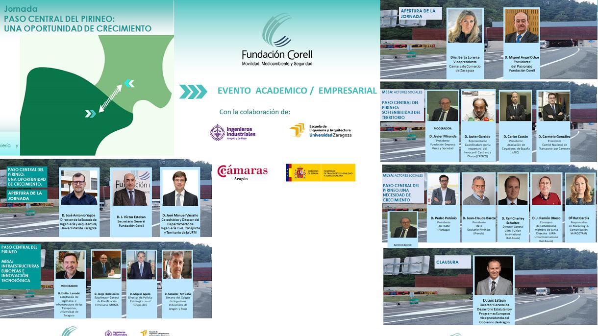 Materiales Jornada «PASO CENTRAL DEL PIRINEO: UNA OPORTUNIDAD DE CRECIMIENTO» 6.10.2021